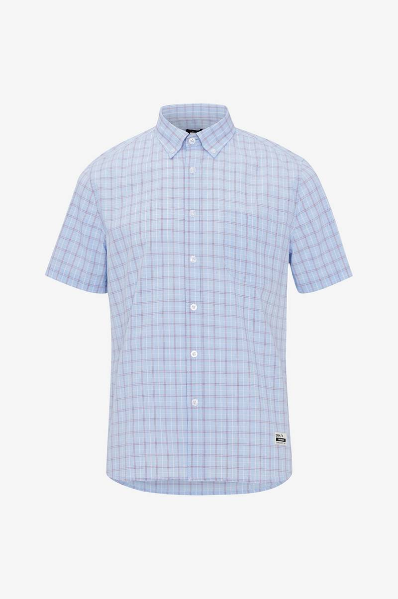 Skjorte med button down-krave