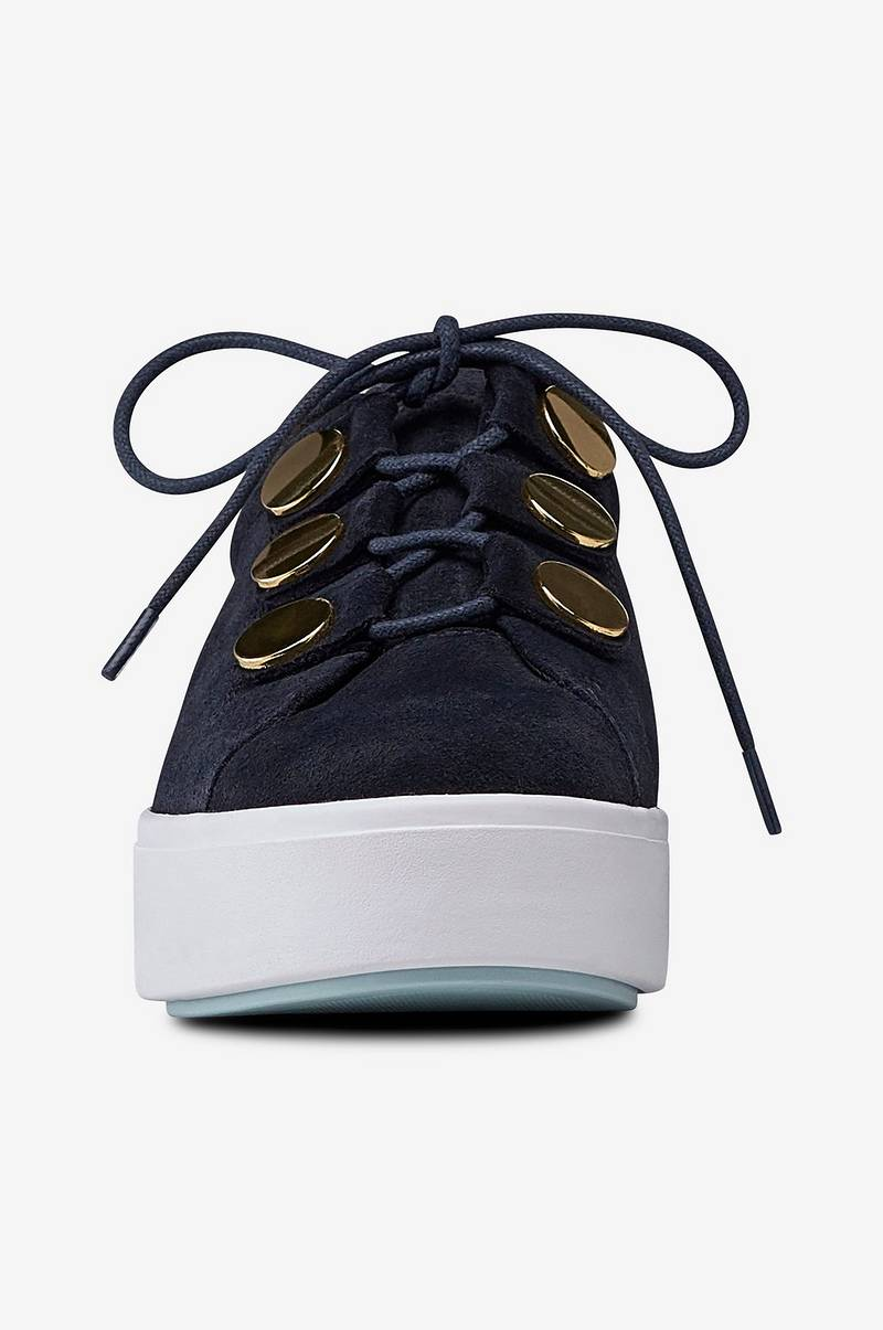 Sneakers Golden Details