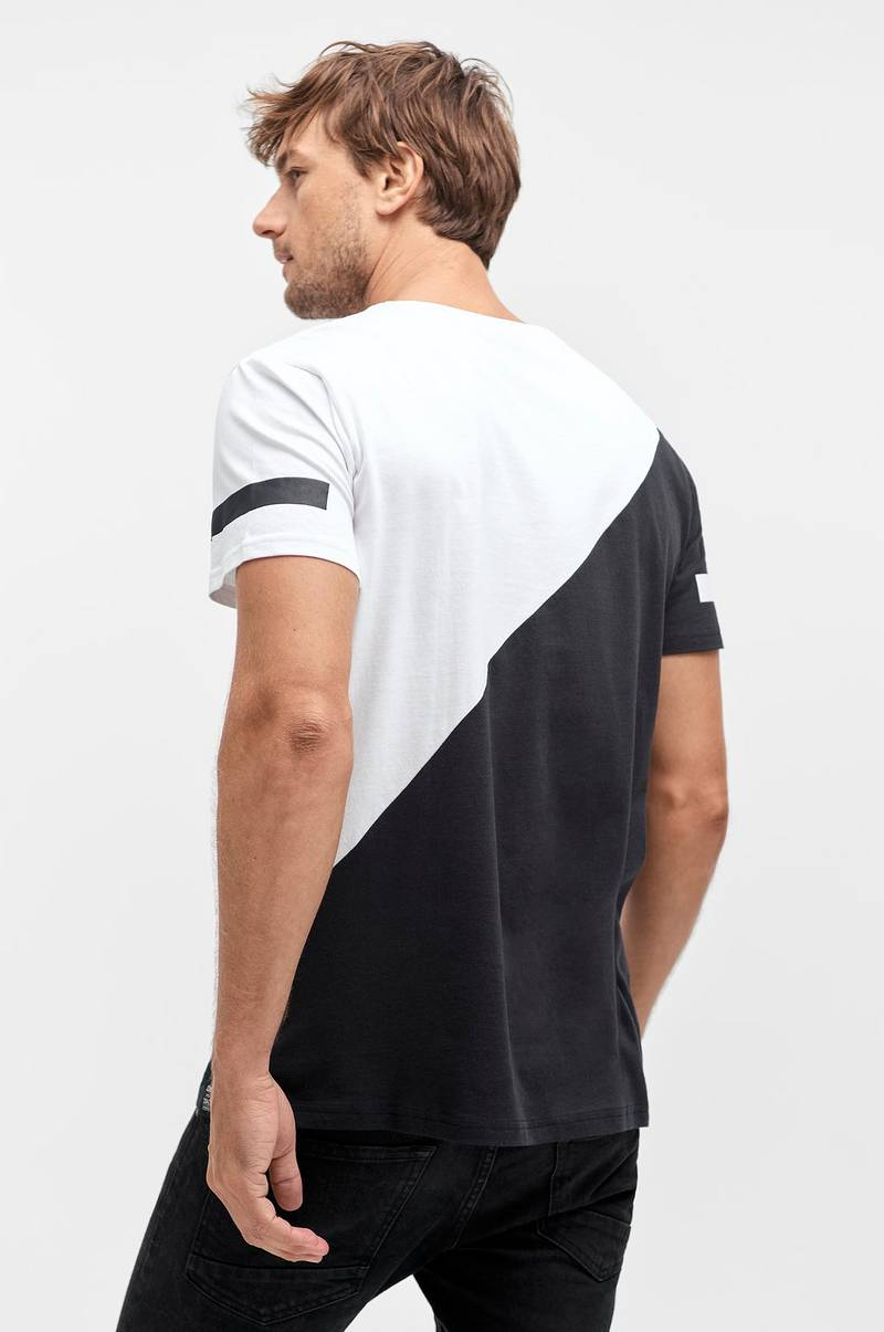 T-shirt Diagonal