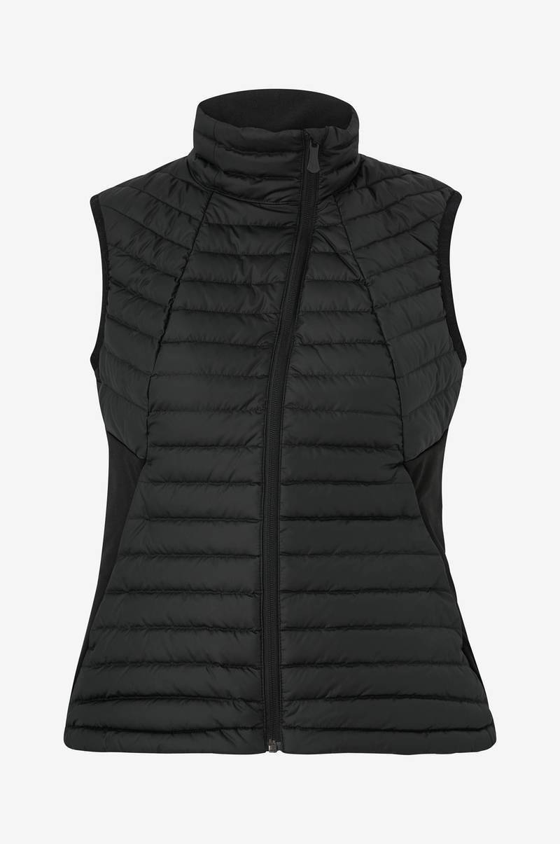 Dunvest Down Vest Light W Stretch R
