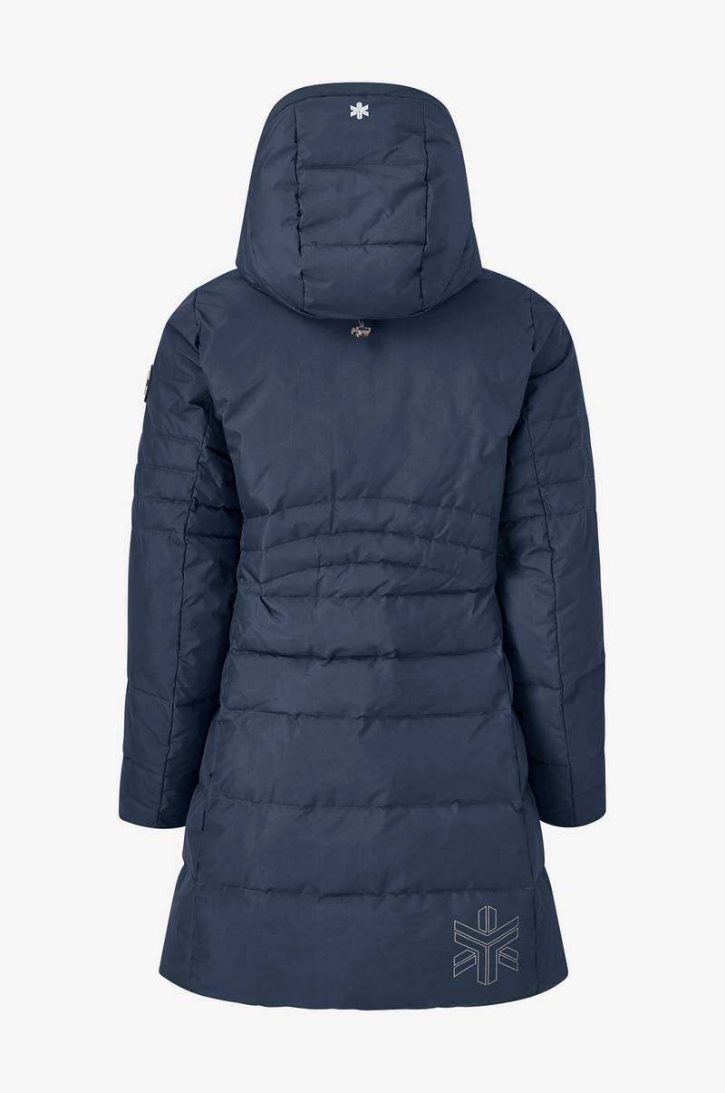 Dunparkas Quilted Hood W