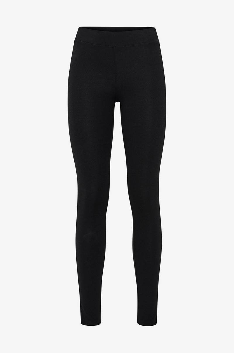 Leggings i kraftig kvalitet