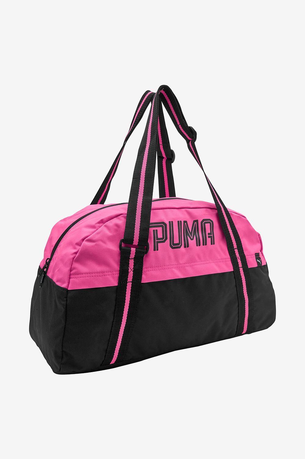 a488ecdf Puma Treningsbag Fund. Sports Bag - Svart - Dame - Ellos.no