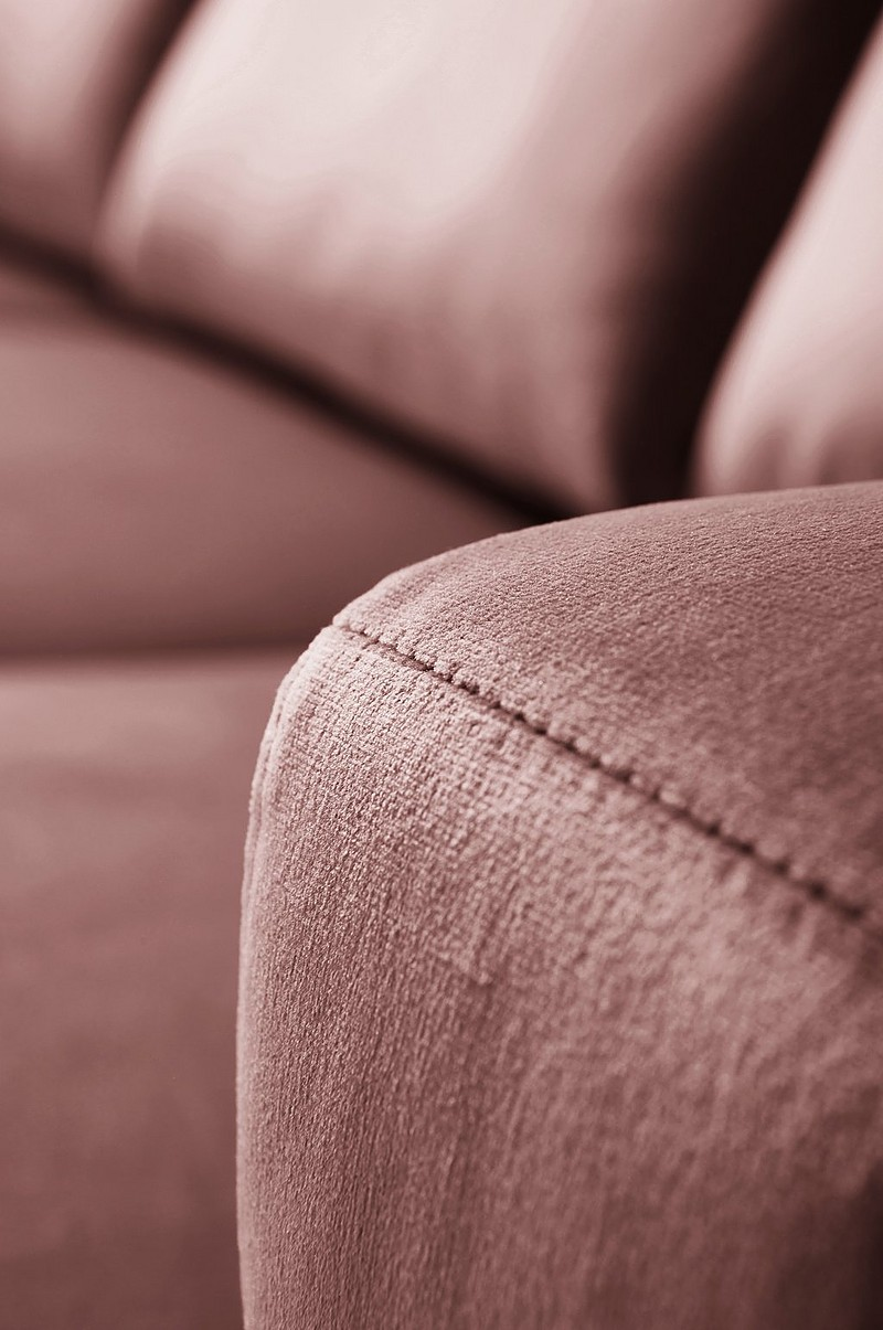FRANCIS sofa 3-pers. chaiselong