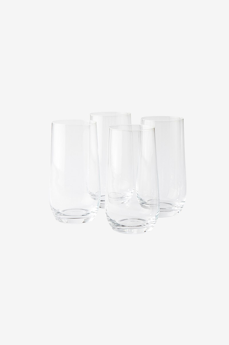 CHABLISS höga glas 4-pack