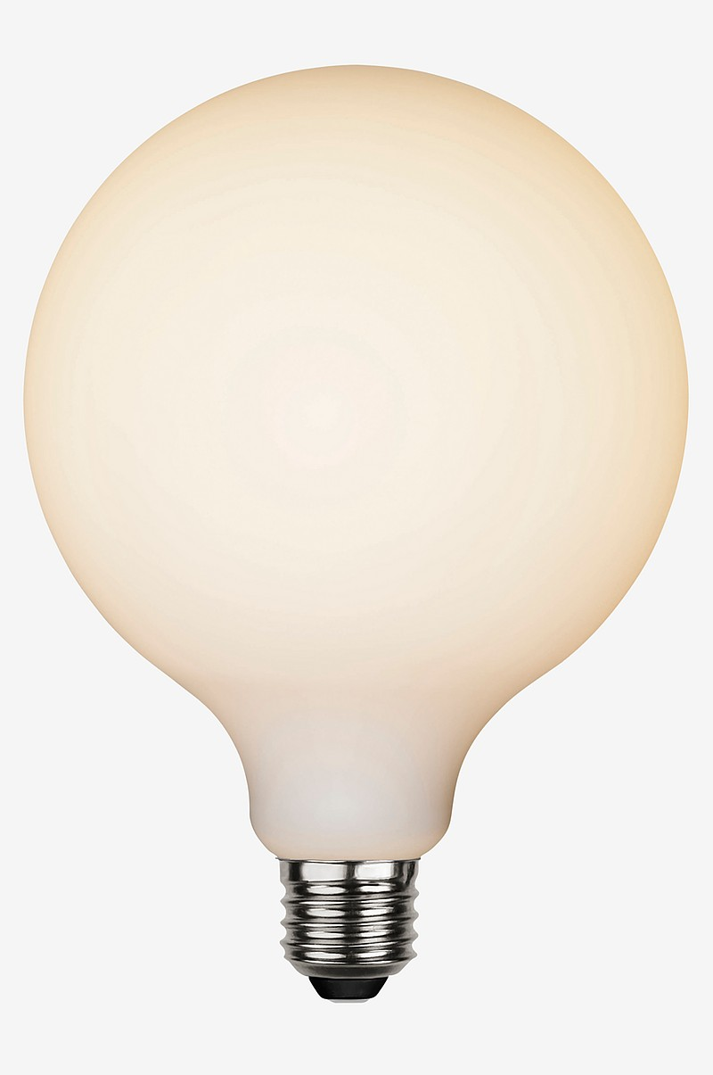 LED ljuskälla E27 G95 opaque double coating