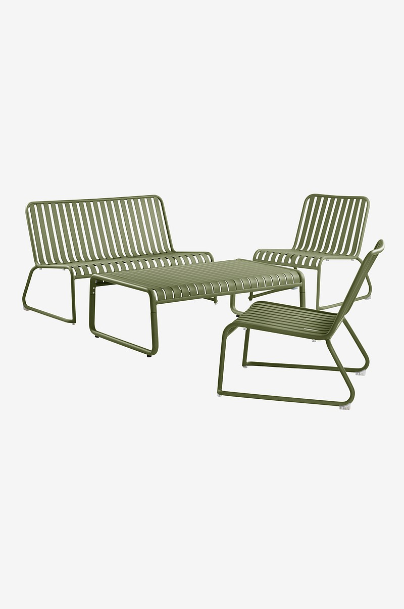 BELLEVILLE loungestol 2-pack
