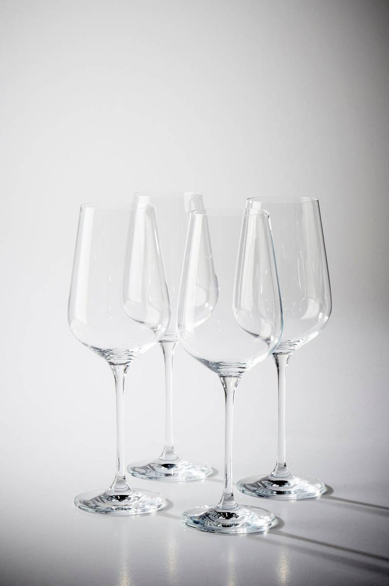 CHABLISS rödvinsglas 4-pack