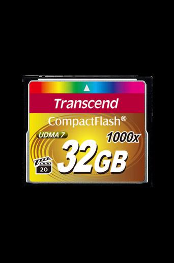 CompactFlash 32 Gt 1000x