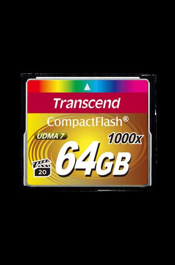 CompactFlash 64 Gt 1000x