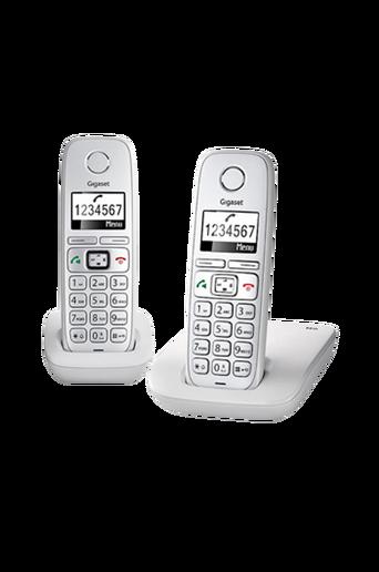 E310 -puhelin, 2 luuria