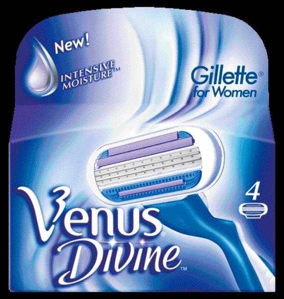 Venus Divine, 4/pakk.