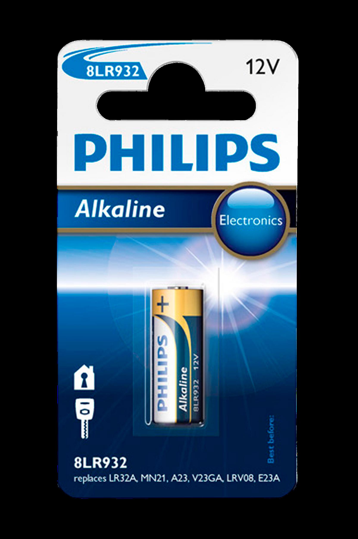 LR23A 12V 1-pak Philips  til Boligen i Lr23a 12v 1-pack