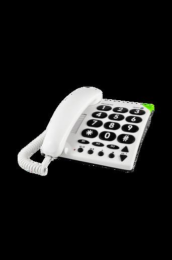 311 Phone Easy -puhelin (valkoinen)