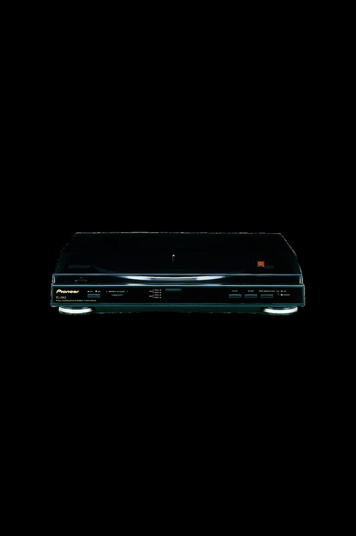 Pioneer-vinyylilevysoitin (PL-990)