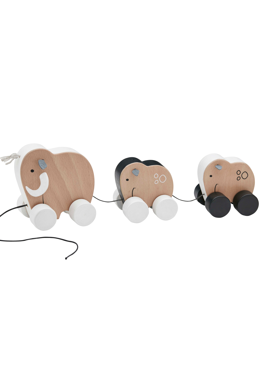 Mammutfamilie Træklegetøj Neo Kids Concept Babylegetøj til Børn i