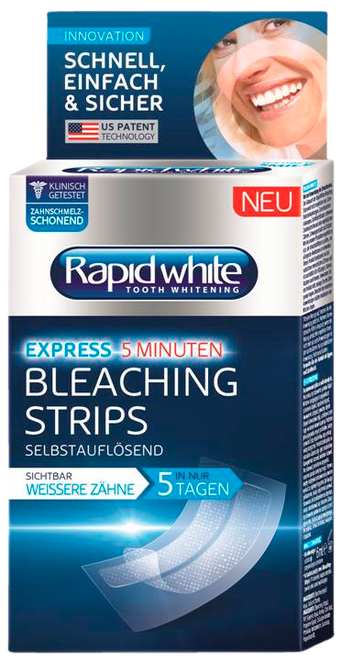 Max Whitening Strips