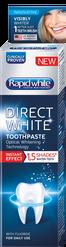 Direct White Toothpaste 75 ml