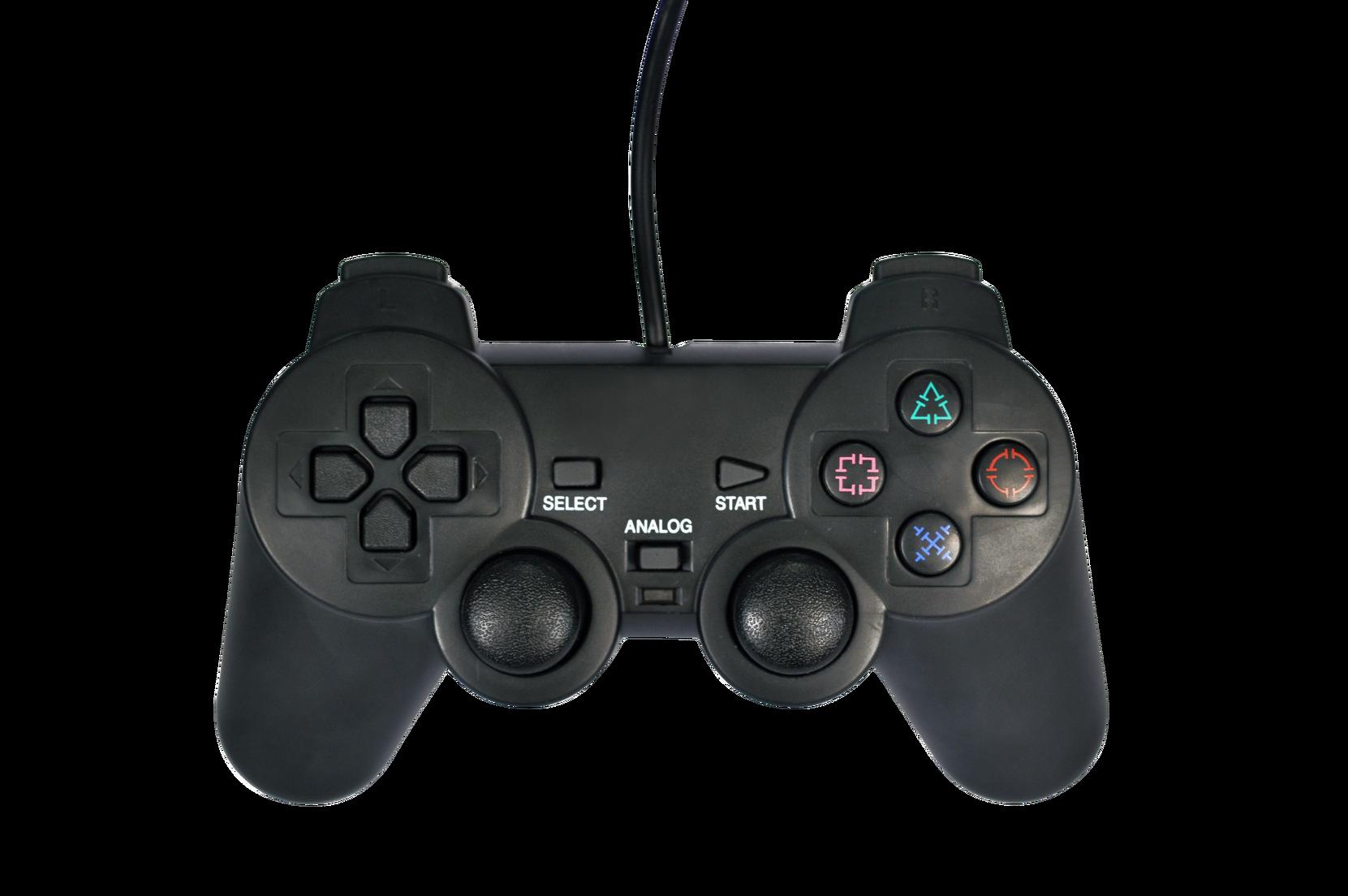 PC/PS2/PS3-käsiohjain
