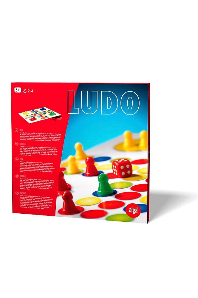Ludo Alga Spil, puslespil & kreativitet til Børn i Ludo