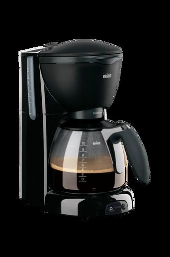 Kf560/1-kahvinkeitin, musta