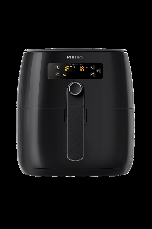 Airfryer HD9641, digitaalinen