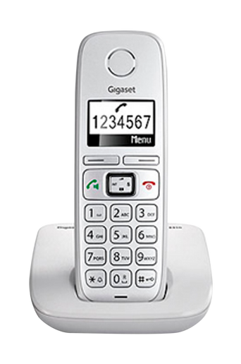 Gigaset E310 -puhelin, 1 luuri