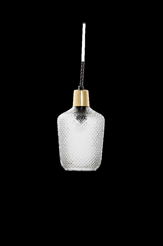 Bilde av Vinduslampe Gude - Klart glass