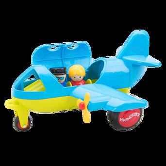Jumbo Plane Truck Fun Colour