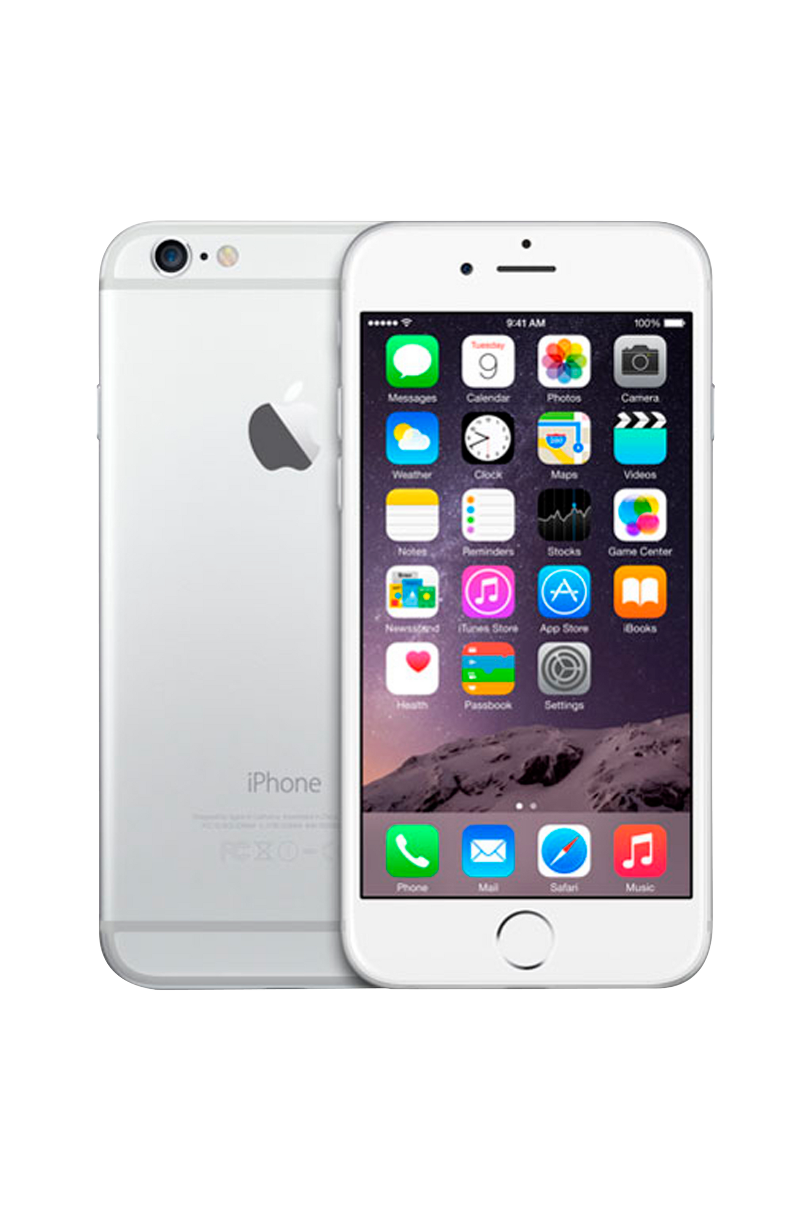 iPhone 6s 32 Gt Silver