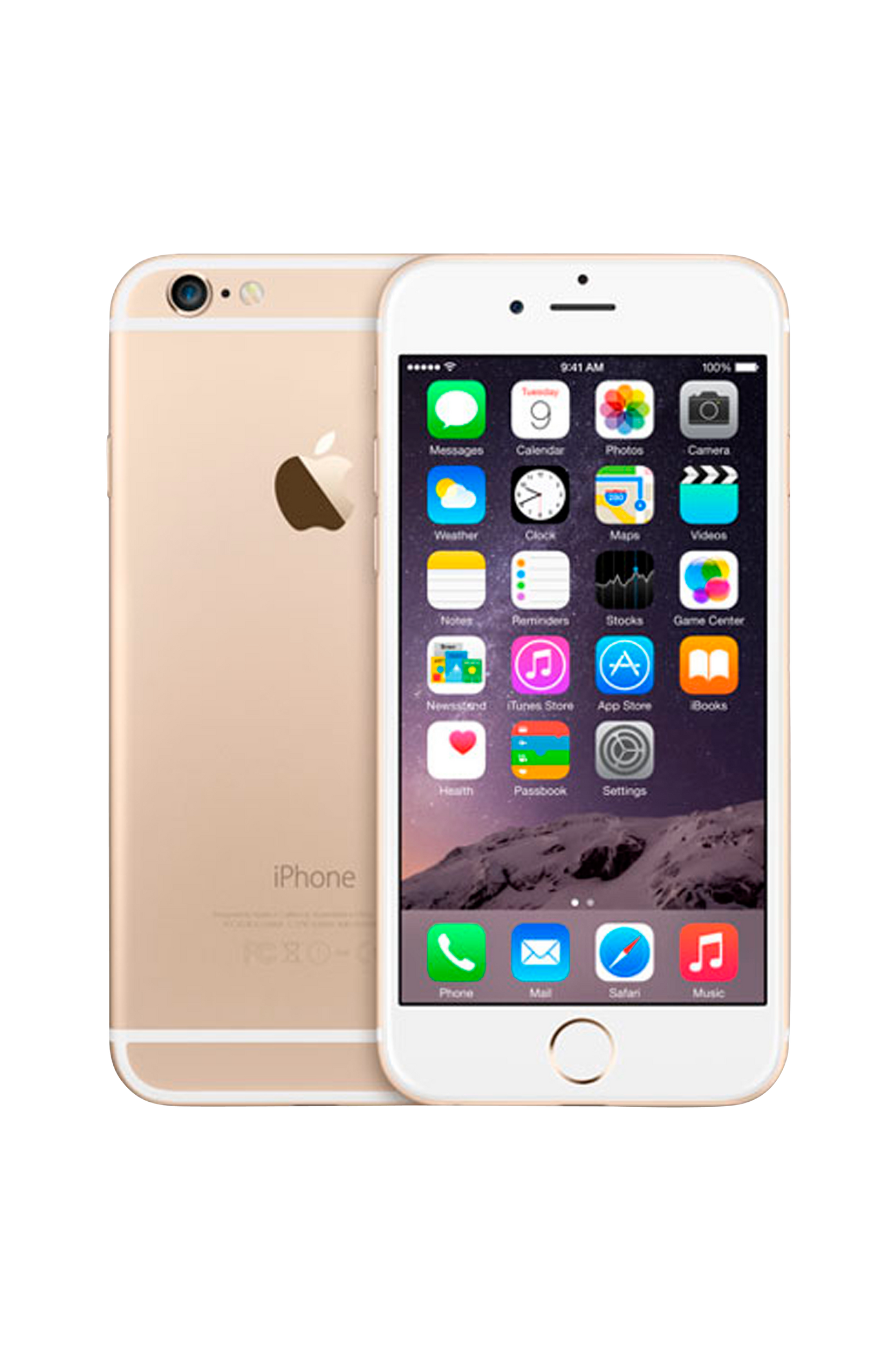 iPhone 6s 32 Gt Gold
