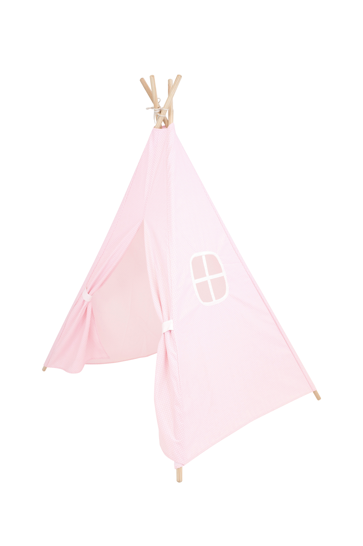 Tipi-leikkiteltta, roosa