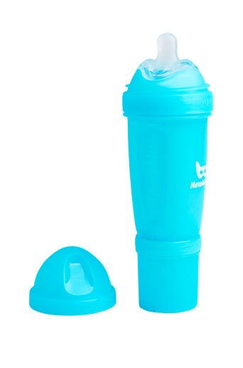 HeroBottle-tuttipullo, sininen 240 ml