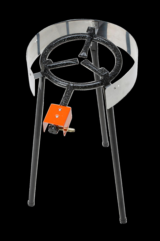 Muurikka-kaasupoltin D-300, 48 cm:n pannulle