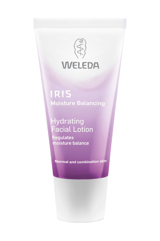 Iris Hydrating Facial Lotion – 30 ml Weleda Dagcreme til Kvinder i