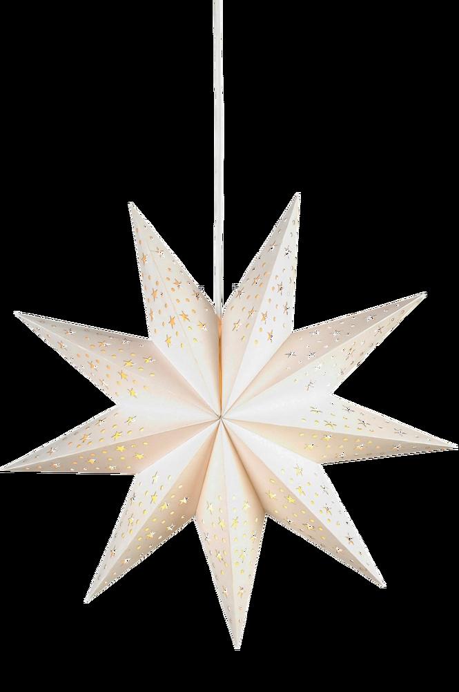 Julstjärna SOLVALLA 45 cm