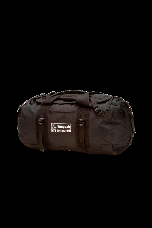 Kitmonster 65 -laukku, musta