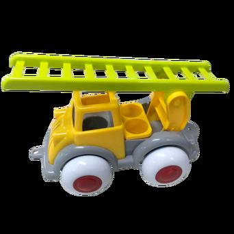 Midi Fire Truck Fun Colour