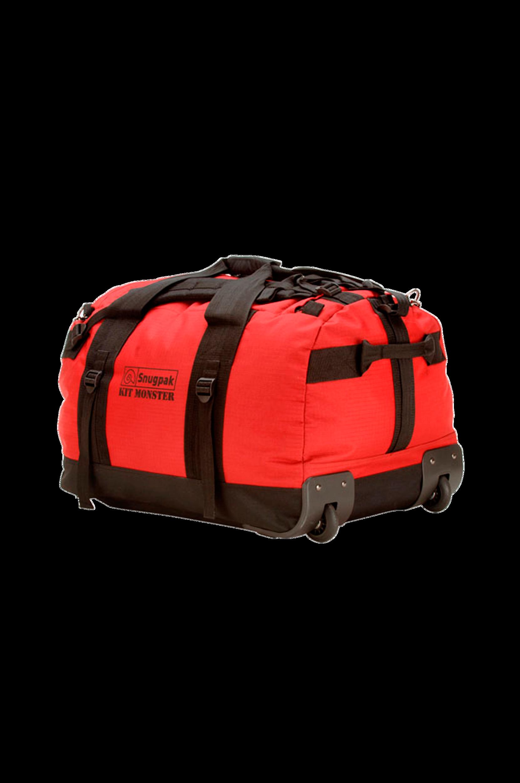 Roller Kitmonster 120 -laukku, punainen
