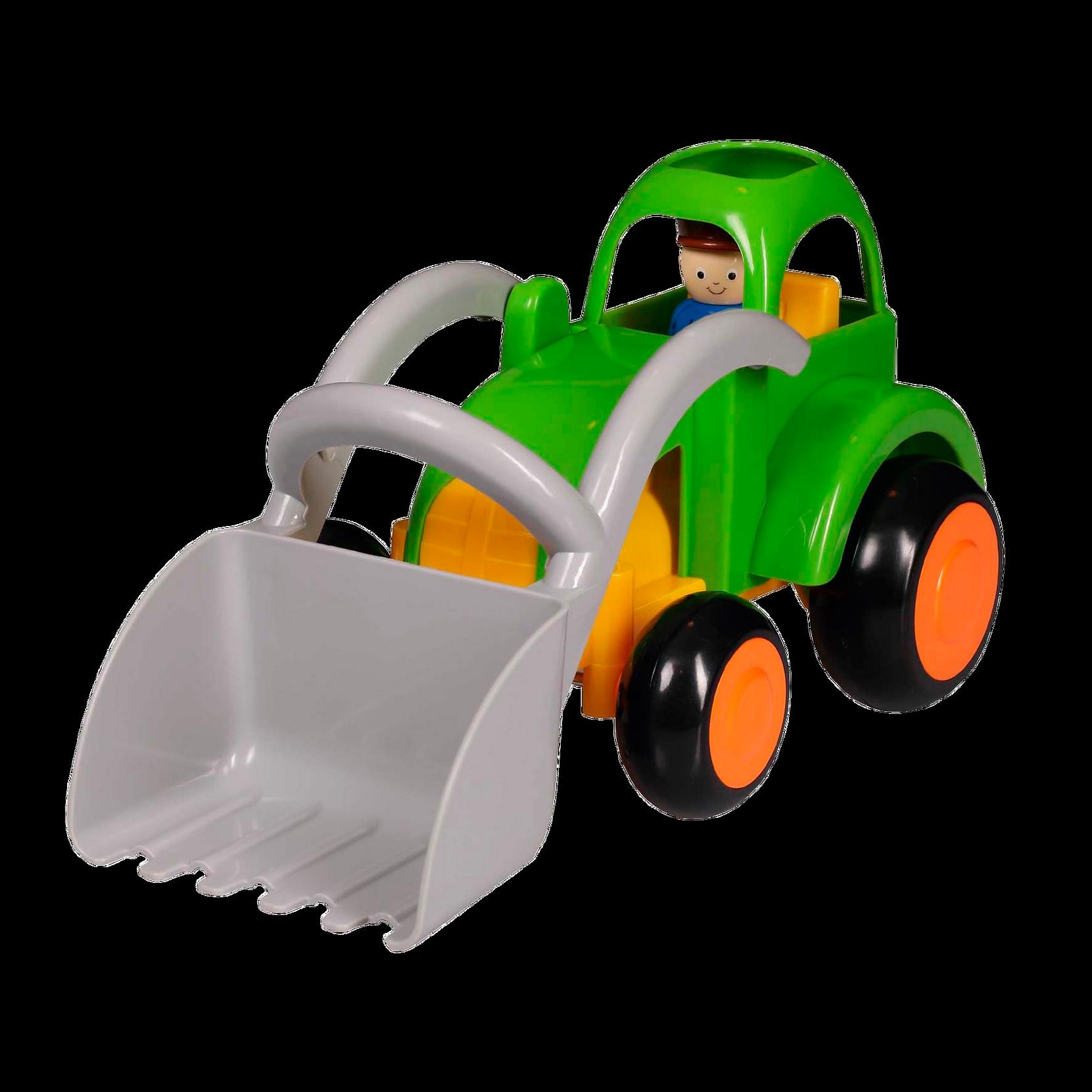 Jumbo Tractor