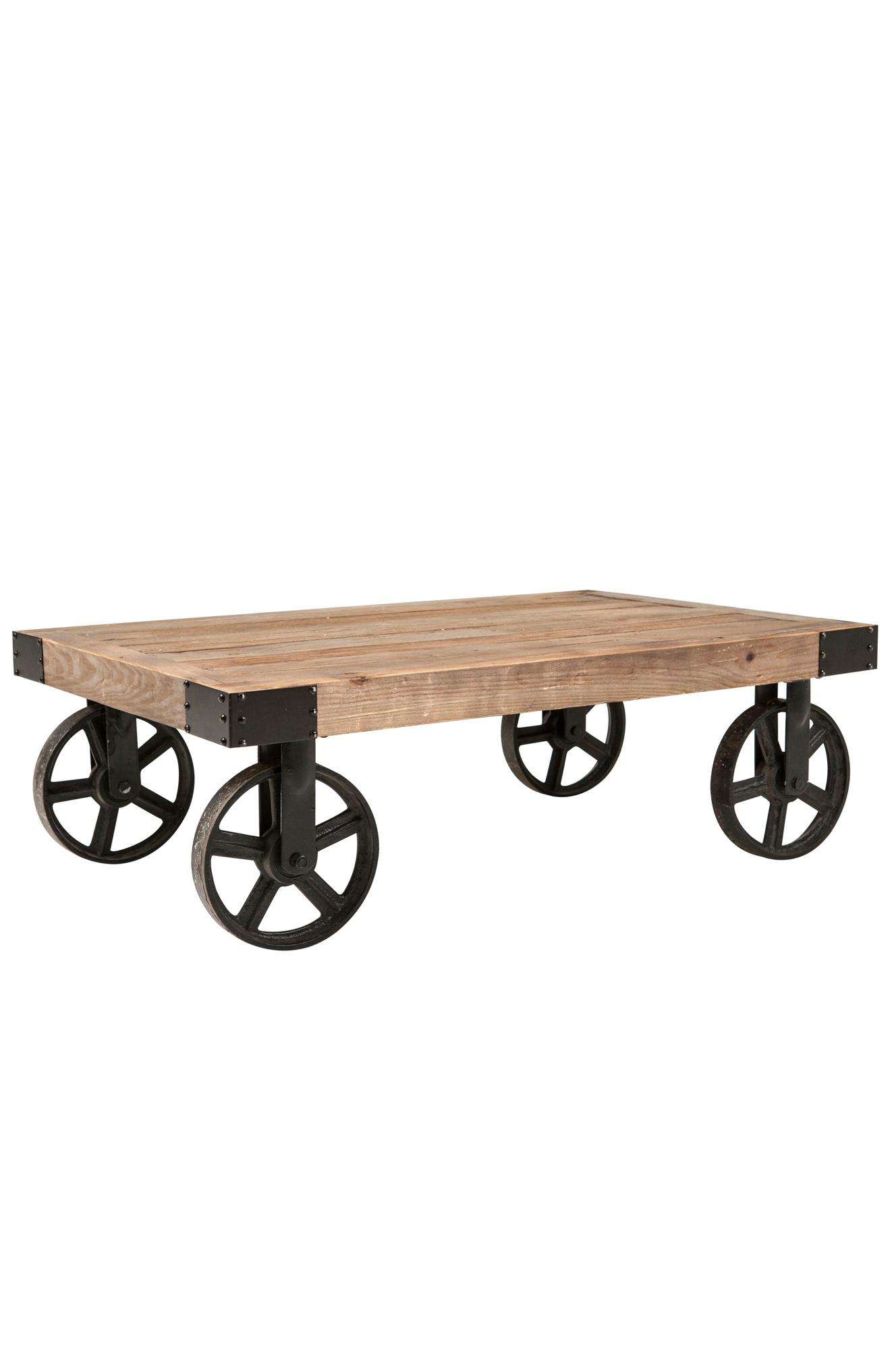 Sohvapöytä 110x72 cm