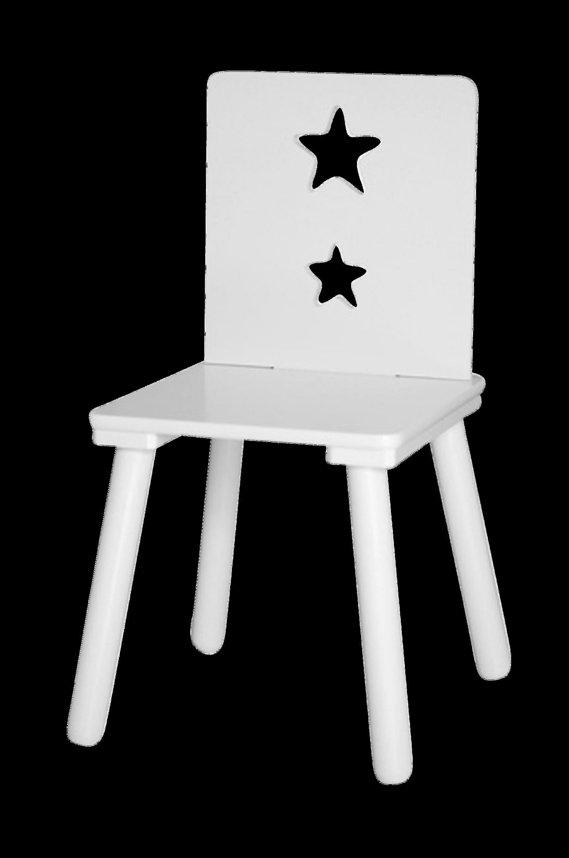 Star -tuoli, valkoinen