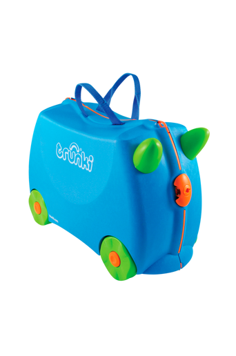 Terrance-matkalaukku Sininen