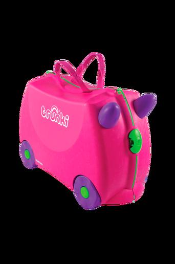 Trixie-matkalaukku Roosa
