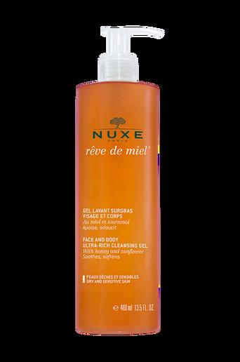 Face & Body Ultra-rich Cleansing Gel 400ml