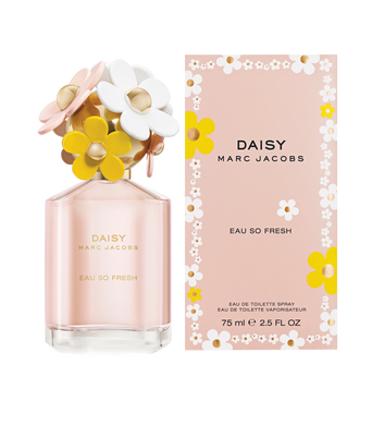 Daisy Eau So Fresh W Edt 75ml