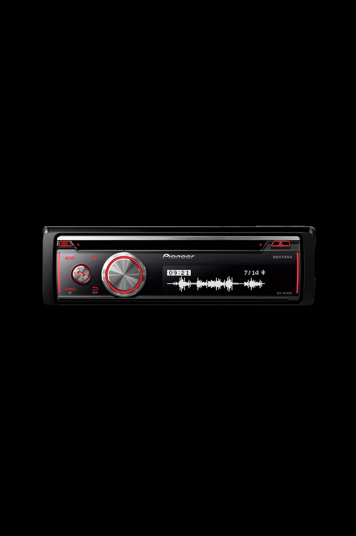 Bilstereo DEH-X8700BT Pioneer Bilstereo & højttalere til Boligen i