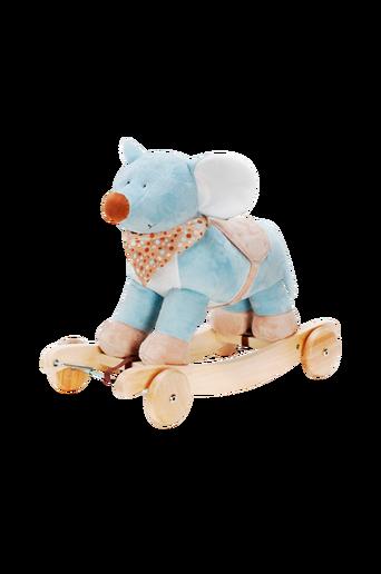 Ääntävä Teddykompaniet-hiirikeinu