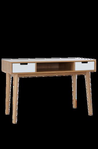 Retro-kirjoituspöytä 120x55 cm