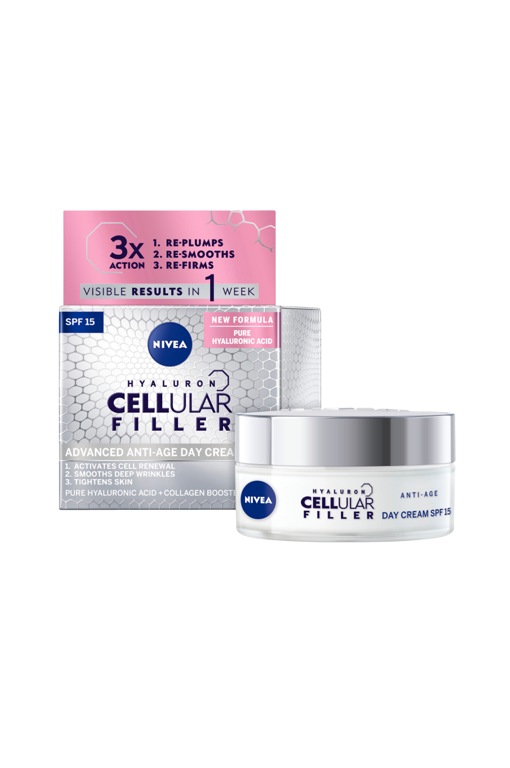 Cellular Anti Age Day Cream SPF 15 , 50 ml